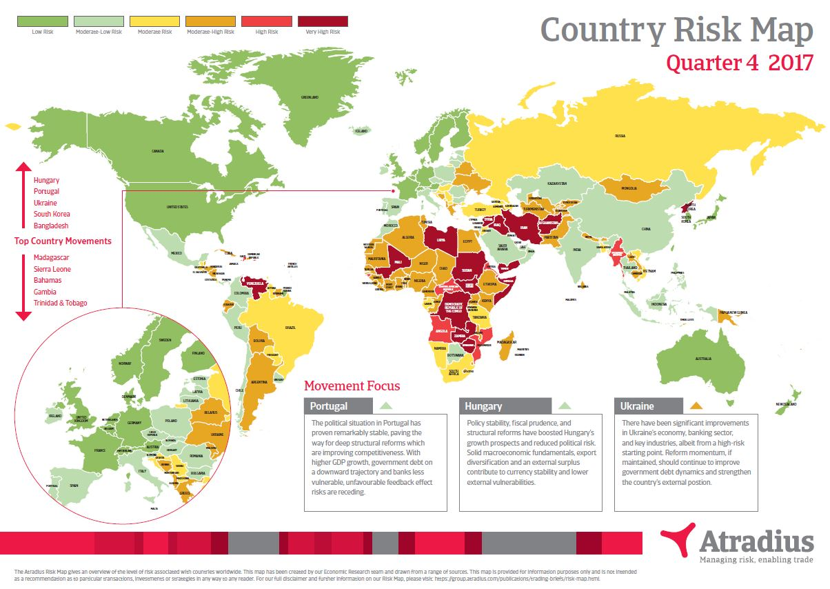 Risk Map Q4